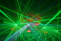 Laser @ Reverze 1