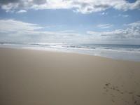 Beachview Sand Footsteps