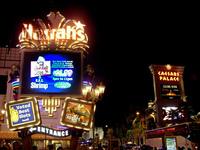 Las Vegas Harahs, Caesars Pala