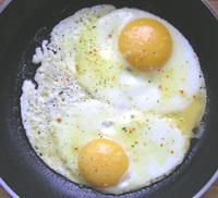 Baked eggs 02