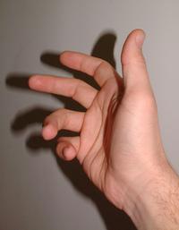 My Hand 1