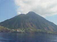 Stromboli volcano opened! 2