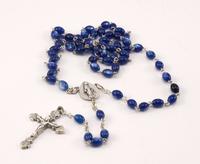 Blue rosary 5