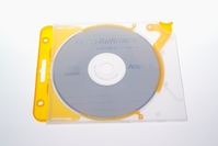 a CD-RW in box