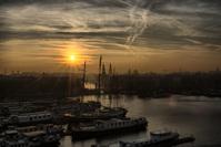Amsterdam Port