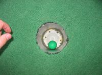 Mini Golf Hole in One