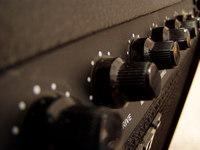 Johnson Standard 30 amplifier