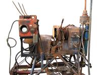 Rusty machinery 1
