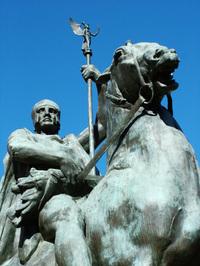 Centurion Statue