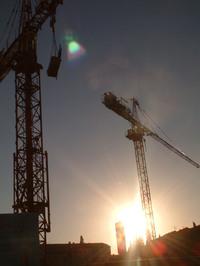 industial crane