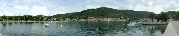 Marina Bay, Vis, Croatia