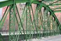 Green Iron Bridge