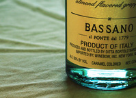 Grappa Bottle No. 1