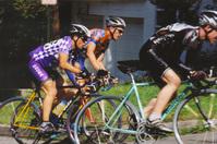 Chris races