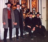 Four Famous Cowboys