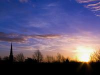 Oundle Skyline