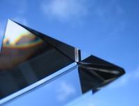 Flying christal