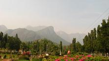 Solaiyar Dam Park
