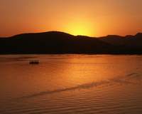 Indian Sunset