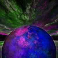 Interstellar 2 by David Cowan