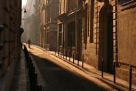 Petite rue au soleil
