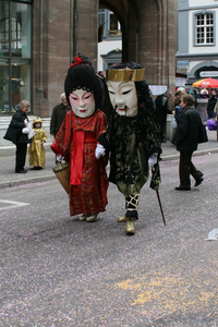 Carnival Basel 2