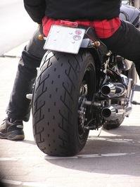 big tyre
