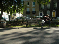 Camden park, London