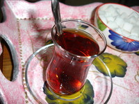 tea and sugar