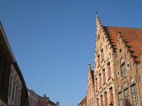 Roofs of Bruges 1