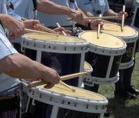 Drummers, Glengarry Highland Games