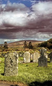 Glendalogh Gravestones