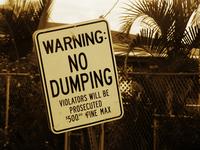 no dumping 2