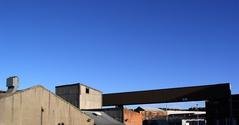 Disused Industrial Buildings