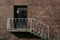Hanging stairs