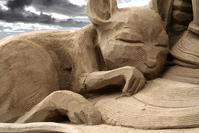 Weston-super-Mare Sand Sculpture Festival 2010