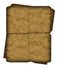 Improved Worn Paper
