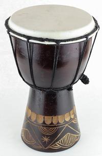 Tribal drum stock