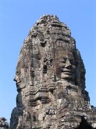 Bayon Temple, Angkor Thom, Cam