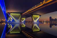 Dawn Bridge