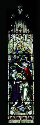 St. James Church Window 2