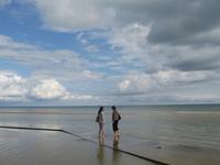 utah beach walk