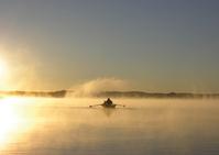 morning at Lake