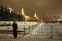 Night ar Red Square