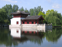 chinese house reflection 4