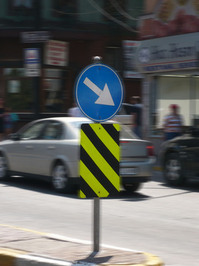 blur sign