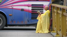 Reading nun