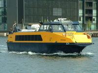 Boat in Copenhagen