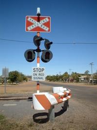 robert82 Railway Crossing