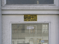 Graffiti Can't Be Stopped